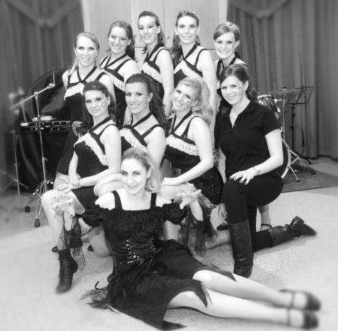 jazztanzgruppe_2013